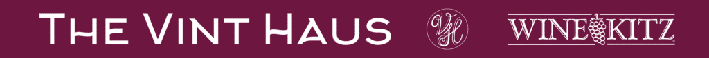 The Vint Haus - Wine Kitz Logo Banner